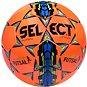 Select Futsal Attack, shiny orange size 4
