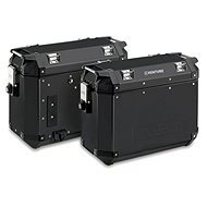 KAPPA KVE37B pair of aluminum side cases - Motorcycle case