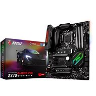 MSI Z270 GAMING FOR CARBON - Motherboard