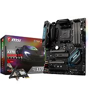 MSI X370 GAMING PRO CARBON AC - Motherboard