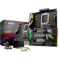 MSI X399 GAMING PRO CARBON AC - Motherboard