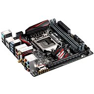 ASUS Z170I PRO GAMING - Motherboard