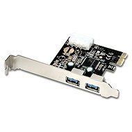 AXAGO PCEU-23E - Expansion Card