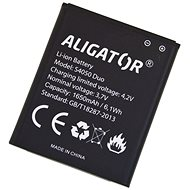 Battery for Aligator S 4050 DUO - Battery