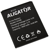 Battery for Aligator S 4700 DUO - Battery