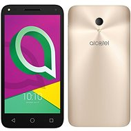 ALCATEL U5 3G Premium 4047F Metallic Gold - Mobile Phone