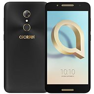 Alcatel A7 5090Y Metallic Black - Mobile Phone