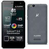 Allview P8 Life Grey - Mobile Phone