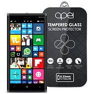 Slim Round Glass Protector for Nokia 830 - Tempered Glass