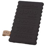 Apei Cookie 4000mAh Brown - Power Bank