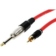 AQ Mono 6.3mm - RCA 2m - Audio Cable