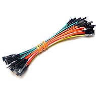 Arduino jumpers F/F, 50pcs - Cable