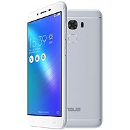 ASUS Zenfone 3 Max ZC553KL silver - Mobile Phone