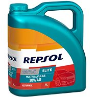 REPSOL ELITE MULTIVALULAS 10W-40 4l - Oil