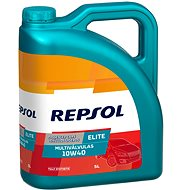 REPSOL ELITE MULTIVALULAS 10W-40 5l - Oil
