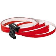 FOLIATEC - self-adhesive line on the circumference of the wheel - red - Decorative stickers