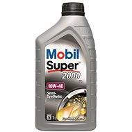 Mobile Super 2000 X1 10W-40 1l - Oil
