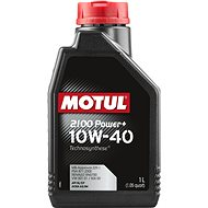 MOTUL 2100 POWER+ 10W40 1L - Oil