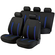 Walser seat covers for the entire Hastings blue / black vehicle - Car Seat Covers