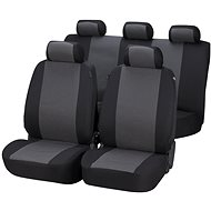 Walser seat covers on the whole Pineto gray / black - Car Seat Covers