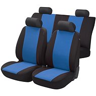 Walser seat covers on the entire vehicle Flash Blue - Car Seat Covers