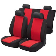 Walser seat covers on the entire Flash Vehicle Red - Car Seat Covers