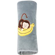 Walser travel cushion for Monkey gray belt (from 5 years) - Pillow
