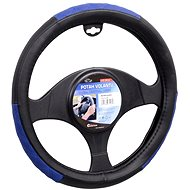 COMPASS The BLIND steering wheel cover blue - Car Seat Covers