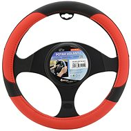 COMPASS COLOUR LINE steering wheel cover red - Cover