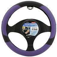 COMPASS COLOUR LINE steering wheel cover violet - Cover