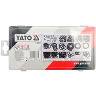 YATO O ring rubber sealing set 225pcs, 3x1 - 22x2mm - Set