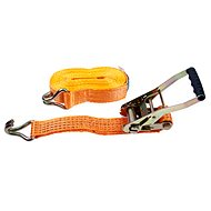 Clamping straps with ratchet LC2500 daN 5t/10m strip 50mm ORAN - Straps