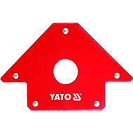 YATO Magnetic angle for welding 22.5 kg with hole - Holder