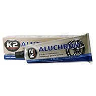 K2 ALUCHROM 120 g - paste for cleaning and polishing of metal surfaces - Additive