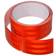 Reflective adhesive tape 1m x 5 cm red - Printer Ribbon