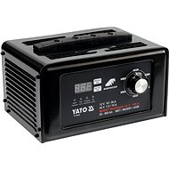 Yato Digital Charger 30A with a Jump Starter - Battery Charger