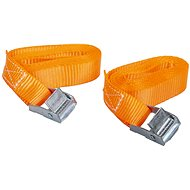 Univ EU Clamping belt with metal buckle 2.5m, 2pcs - Tie down straps