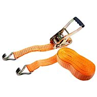 Univ EU Tie down strap and ratchet LC1500 daN 3t/5m belt 35mm ORAN - Tie down straps