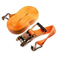 Univ EU Clamping belt and ratchet LC2500 daN 5t/15m belt 50mm ORAN - Tie down straps
