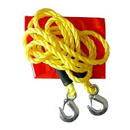 COMPASS Traction cable 5000 kg with carbines - Tow Rope