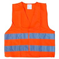 COMPASS Warning orange vest EN 20471: 2013 - Vest