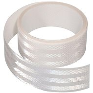 COMPASS Self-adhesive Tape Reflective 5m x 5cm White (5m rolls) - Printer Ribbon