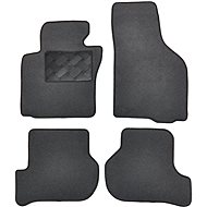 Velcar textile car for Skoda Roomster (2006-) - Car Mats