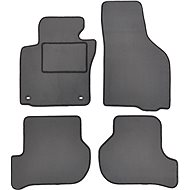 Velcar textile car for Skoda Octavia II (2004-2010) - Car Mats