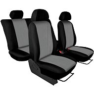 VELCAR autopoints for the Škoda Fabia II Hatchback / Combi (2007-2012) model F71 - Car Seat Covers