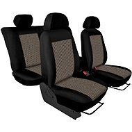 VELCAR autopoints for the Škoda Fabia III Hatchback (2014-) pattern 62 - Car Seat Covers