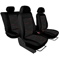 VELCAR autopoints for the Škoda Octavia II Hatchback / Combi (2004-2012) model 68 - Car Seat Covers