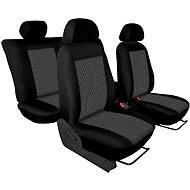 VELCAR autopoints for the Škoda Octavia II Hatchback / Combi (2004-2012) pattern 61 - Car Seat Covers