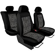 VELCAR autopoints for Škoda Rapid (2012 -) / Rapid Spaceback pattern 94 - Car Seat Covers