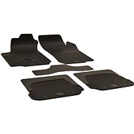 Rubber mats for Skoda OCTAVIA I (1997-2004) - 5 pieces - Car Mats